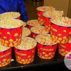 попкорн детям на праздник