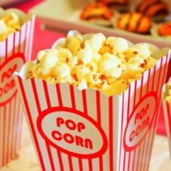 попкорн на праздник