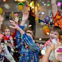 праздничная дискотека для детей