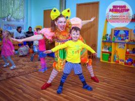 ребенок праздник метро Бабушкинская