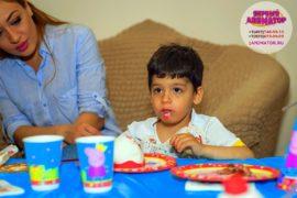 ребенок праздник метро Беговая