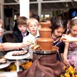 шоколадный фонтан в Московской области