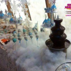 шоколадный фонтан в Москве