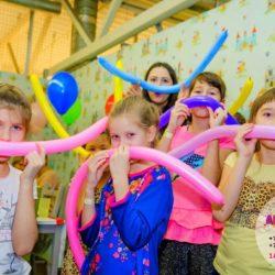 твистинг на день рождение в Московской области