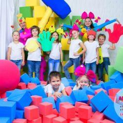 паралоновое шоу детям на праздник