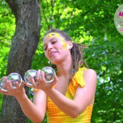 жонглёр детям