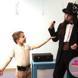 жонглёр детям на праздник