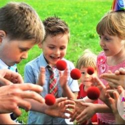 жонглёр для детей