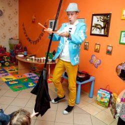 жонглёр для детей в Москве
