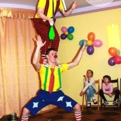 жонглёр на день рождение в Московской области
