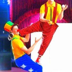 жонглёр на праздник в Москве
