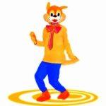 аниматор кот Леопольд