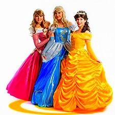 Балл принцесс