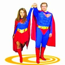 Супермен и супергёл