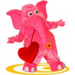 аниматор слон