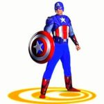 аниматор капитан Америка