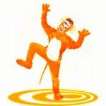 аниматор обезьянка