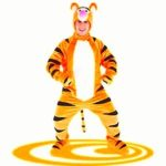 аниматор тигр
