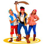 аниматор пират Джейк