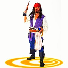 Пираты и Джек Воробей