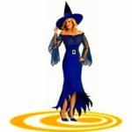 аниматор ведьма