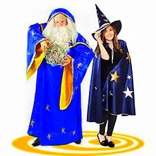 Волшебник и волшебница