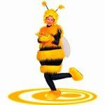 аниматор пчелка Майя