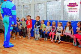 аниматор на детский праздник метро Нагорная