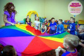 аниматор на детский праздник метро Смоленская