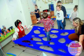 аниматор на детский праздник метро Трубная