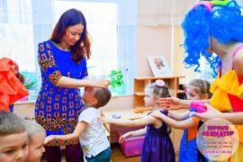 детские аниматоры метро Смоленская