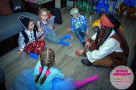 детские праздники метро Чистые пруды