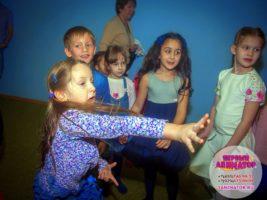 детские праздники метро домодедовская