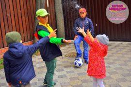 детские праздники метро Комсомольская