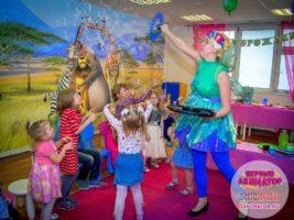 детские праздники метро Котельники