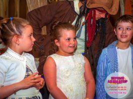 детские праздники метро Красные Ворота