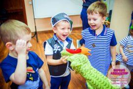 детские праздники метро Кунцевская