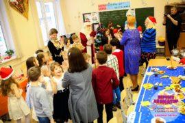 детские праздники метро Курская