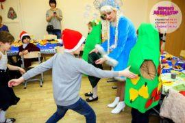 детские праздники метро Парк культуры