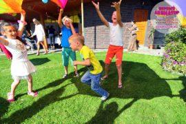 детские праздники метро Парк Победы