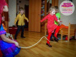 детский день рождение метро Боровицкая