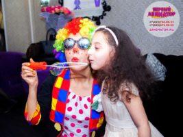 детский день рождения метро Измайловская