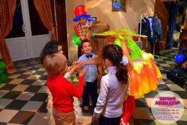 детский день рождения метро Китай-город