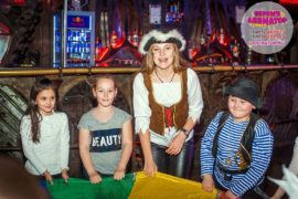 детский день рождения метро Комсомольская
