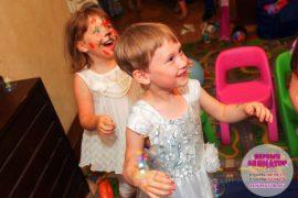 детский день рождения метро Курская