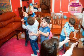 детский день рождения метро Рижская