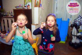 детский день рождения метро Ростокино