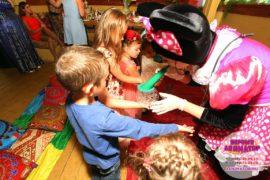 детский день рождения метро Славянский бульвар