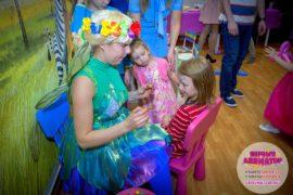 детский день рождения метро Смоленская