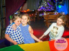 детский день рождение метро Угрешская